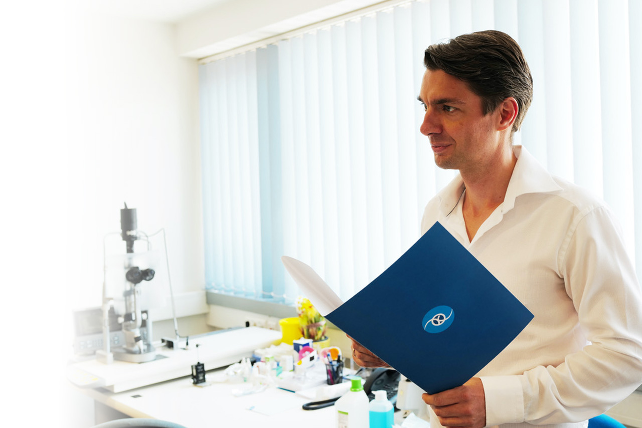Augenarzt Dr. Kiss in Wien